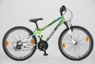"Stuf Force MTB 24"" juniorské kolo"